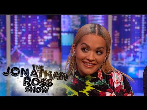 Rita Ora Decides on Italian, French or Scottish | The Jonathan Ross Show