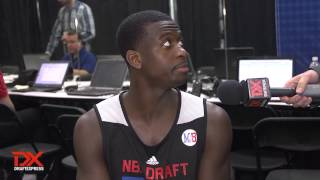 Myck Kabongo Draft Combine Interview