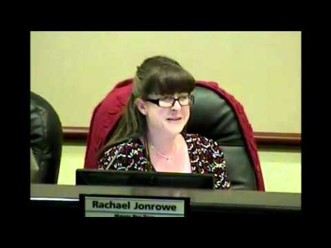 Council member's bathroom break caught on microphone
