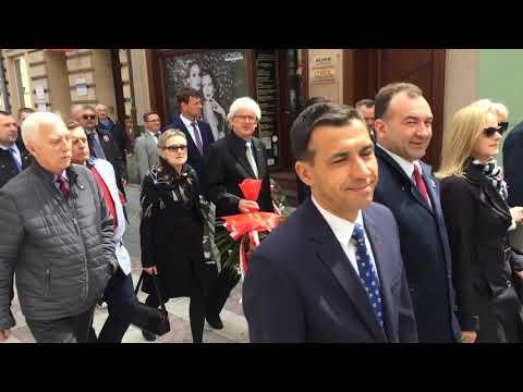 Wideo1: Święto Konstytucji 3 Maja w Rawiczu