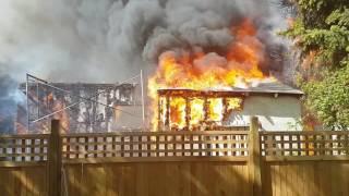 N.B. fire on June 8, 2017.