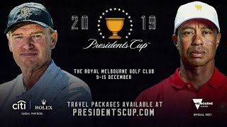 The Presidents Cup 2019