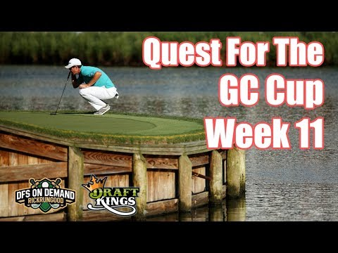 Quest for the GC Cup! PLAYERS Championship - Week 11