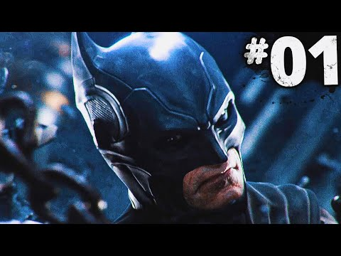 Injustice Gods Among Us - Part 1 - MY FIRST TIME PLAYING THIS GAME