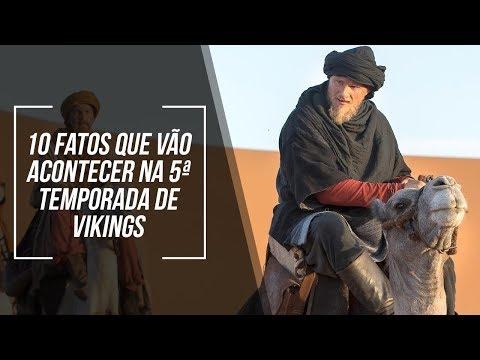 10 FATOS QUE VÃO ACONTECER NA 5ª TEMPORADA DE VIKINGS