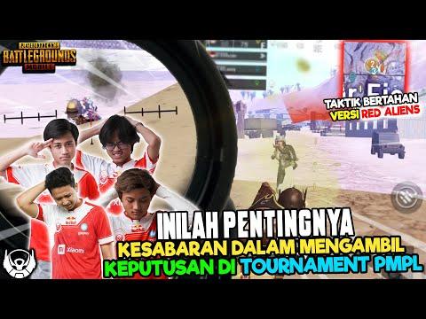 ALASAN PENTINGNYA SABAR DI TURNAMEN PUBG !! | PUBG Mobile Indonesia