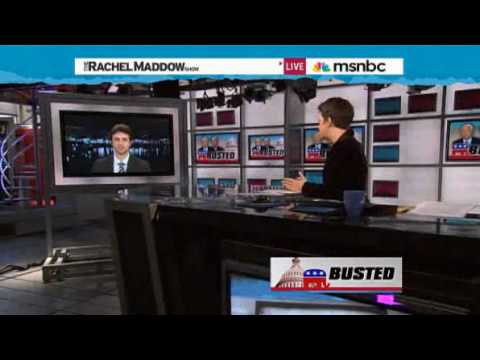 Rachel Maddow-GOP weilds filibuster as a weapon