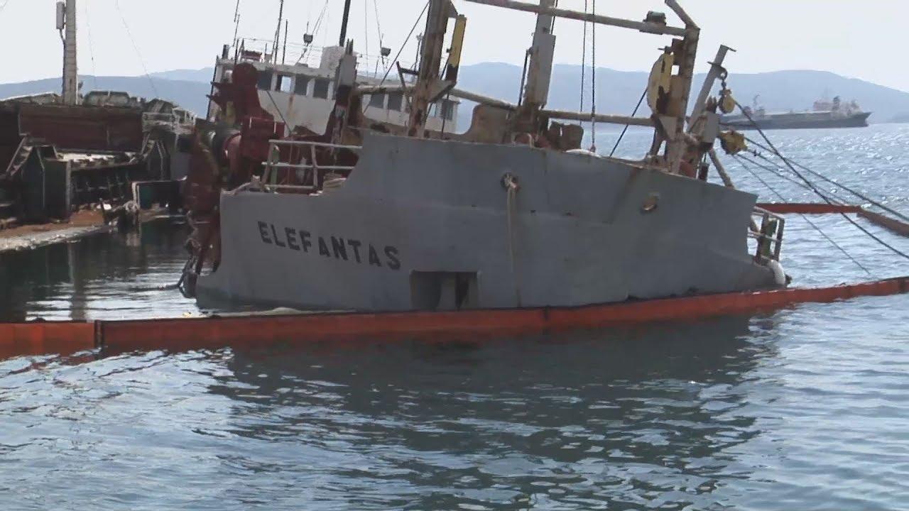 Αυτοψία-έρευνα του ΑΠΕ ΜΠΕ για τον κόλπο της Ελευσίνας