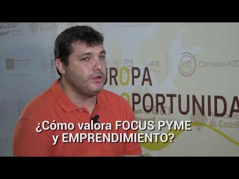Entrevista a Pedro Peláez en Europa Oportunidades – Focus Pyme y Emprendimiento CV 2017[;;;][;;;]