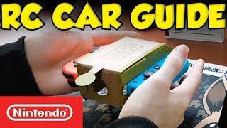 Nintendo Labo RC Car - Build & Play! Nintendo Labo Build Guide by Verlisify