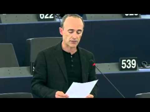 Animamos al Parlamento Europeo a trabajar por la paz y la autodeterminación