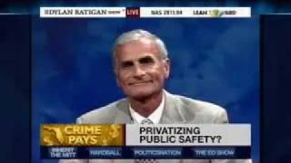 MSNBC host Dylan Ratigan interviews Florida state Sen. Mike Fasano (R-11th Dist.) about Florida's push to privatize the state's...