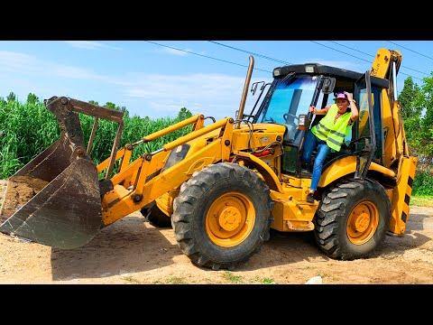 Traktör Bozuldu - Dima Traktörü Onarıyor