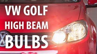 Download Lagu How-to: Change high beam & DRL headlight bulbs, VW Golf Mk6 Mp3
