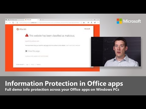 Information and exploit protection across your Office Apps and Windows 10 on your PCs