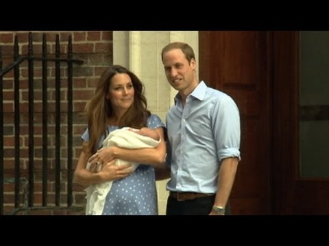kate - As the little prince heads home from the hospital, a look at what's next for the royal family.