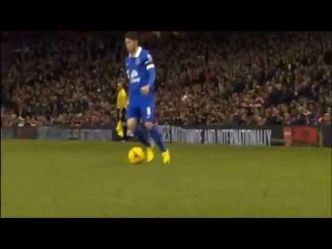 Arsenal vs Everton 1:1 Highlights 8/12/2013