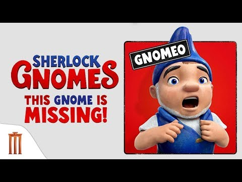 Sherlock Gnomes - Official Trailer [ซับไทย] Major