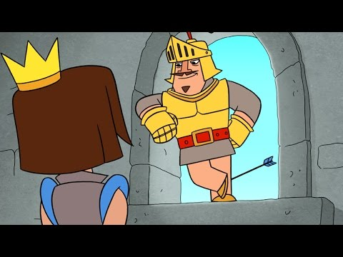 Clash-A-Rama! The Series: A Knight To Remember (видео)