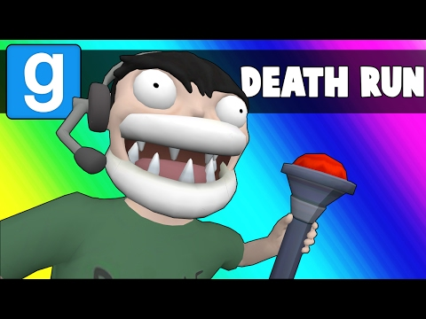 Gmod Deathrun Funny Moments - Nogla's Game Reference Gauntlet! (Garry's Mod) (видео)