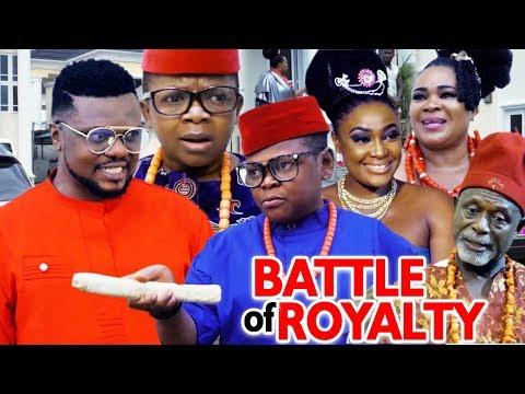 BATTLE OF ROYALTY Season 7&8 (Aki & Pawpaw/Ken Erics) - 2019 Latest Nigerian Nollywood Movie 1080p