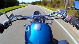 8. Suzuki Intruder VS800 Review