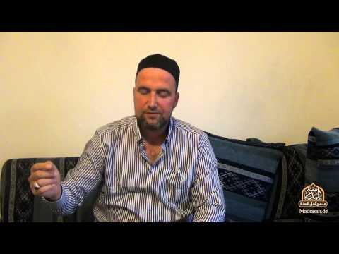 Bidayatul Hidaya 7.1 | Adab beim Schlafengehen | Ustadh Mahmud Kellner