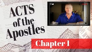 Video The Book Of Acts Bible Study Guide - Chapter 1 - Online Bible Study MP3, 3GP, MP4, WEBM, AVI, FLV Februari 2018