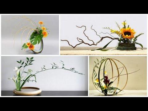 [Kỹ Năng] Cắm hoa theo phong cách hiện đại
