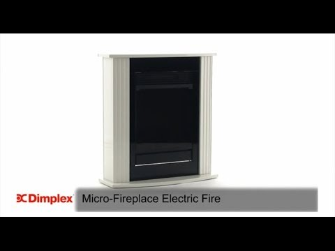 Dimplex Mini Mozart Optiflame® Electric Fireplace Suite