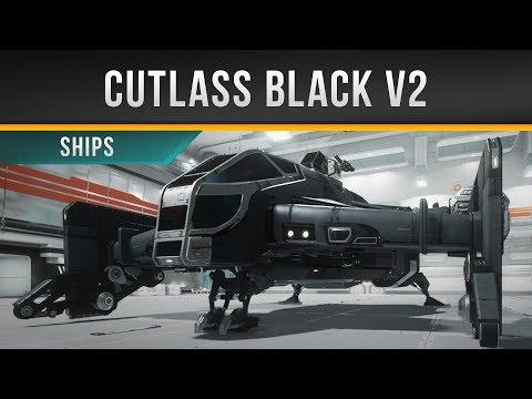 ✖ Star Citizen » Cutlass Black V2
