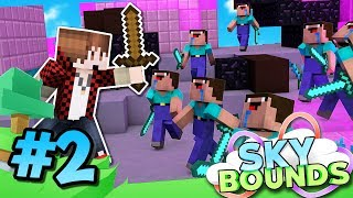 10/10 NOOBS - Skybounds Minecraft Skyblock #2