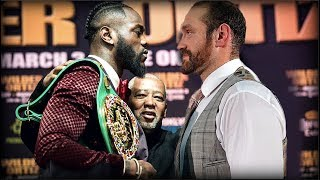 Video Wilder Vs. Fury - BEEF IN THE HEAVYWEIGHT DIVISION (2018) MP3, 3GP, MP4, WEBM, AVI, FLV Desember 2018