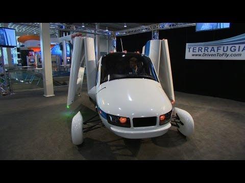 NY Auto Show: Terrafugia Transition