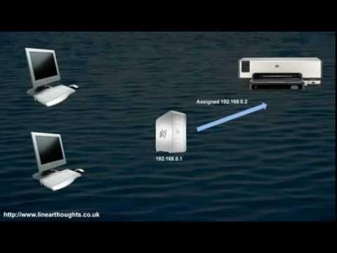 How to Fix Printer Offline Problems - Setting up a Static IP address