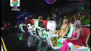 Puji Pekalongan Pilih Nassar Jadi Mentor - Live Bp4 Indosiar
