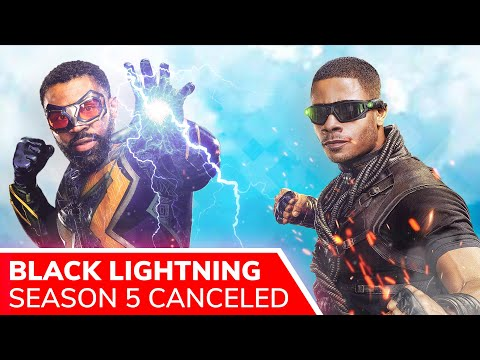 BLACK LIGHTNING Season 5 Canceled But Spin-Off Series PAINKILLER Starring Jordan Calloway Is Coming