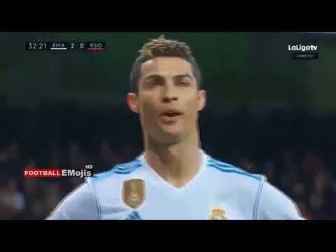 Real Madrid vs Real Sociedad 5-2 Highlights & All Goals 10/2/2018 HD