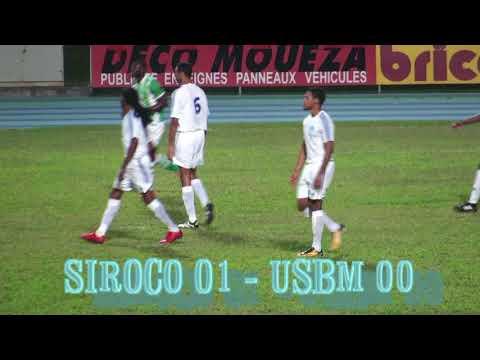 Siroco vs Usbm