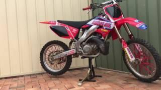 3. 2007 Cr250r   Project Bike   Update Video