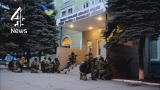 Ukraine: gunfire in Kramatorsk
