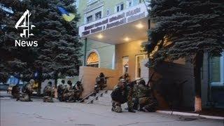 Ukraine: gunfire in Kramatorsk