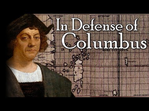 In defense of Columbus: An exaggerated myth