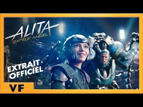 Alita : Battle Angel - Extrait Motorball VF