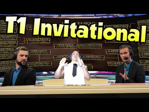 Twitch - Tyler1 Invitational Finals - LoL Funny Stream Moments #206