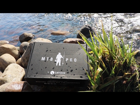 Mystery Tackle Box UNBOXING and SLAM In A Heated Pond!_Horgászat videók