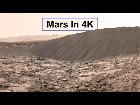 Nieuw: Mars in 4K