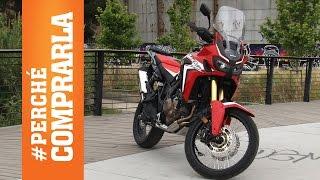 7. Honda CRF 1000 L Africa Twin (2016)   Perché comprarla... e perché no