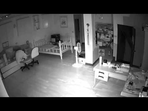 台北市感覺到的餘震很小,當我看到台南網友拍下的地震時「室內毀滅」影片後我才真的了解地震比6.4還恐怖太多了!