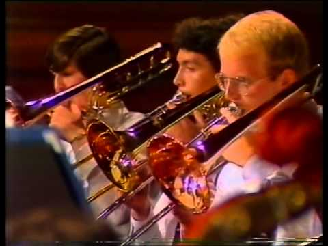 The National Youth Orchestra of Scotland 1982 Viking Tour